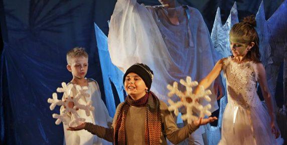 деца куклен театър