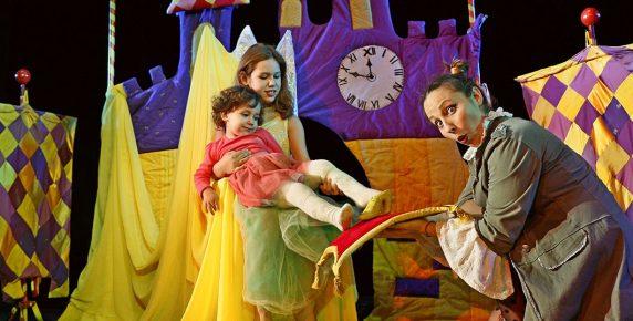 куклен театър карта