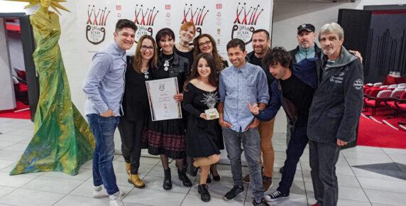 """Награда """"Златна искра"""" за """"Пинокио"""" от фестивал в Сърбия"""